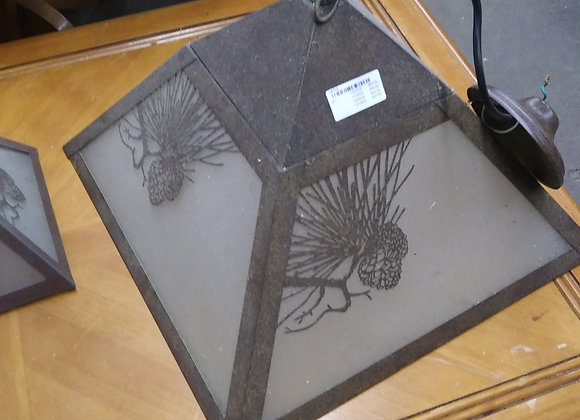 Baraboo - Pinecone Pendant Light