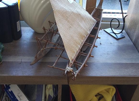 Baraboo - Model ship
