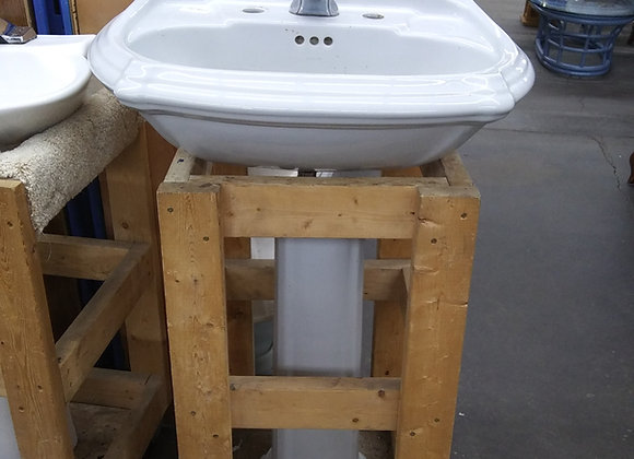 Baraboo - Kohler pedestal sink