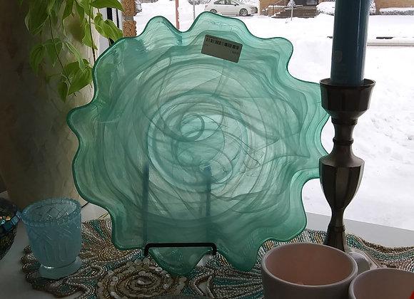 Baraboo - Blown Glass Tray