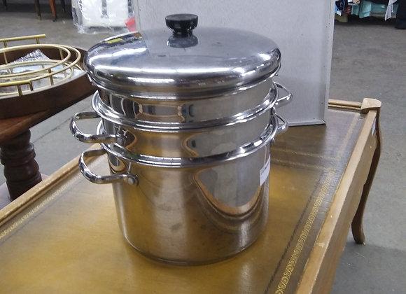Baraboo - 4 Piece Kettle/Steamer Set