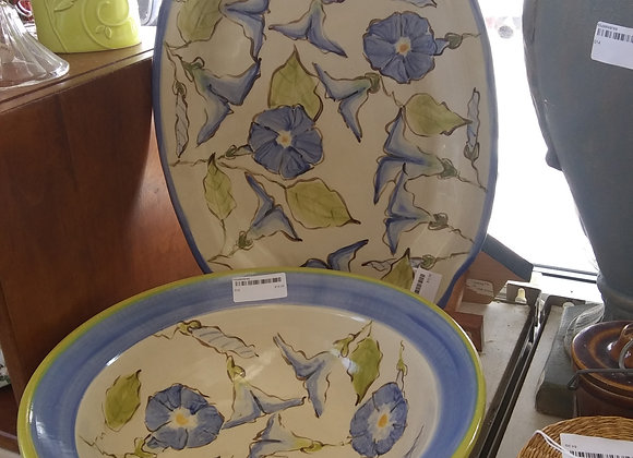 Baraboo - Bowl And Platter Set