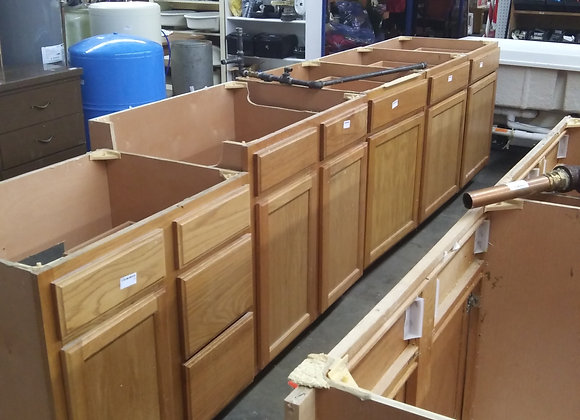 Baraboo - Cabinets