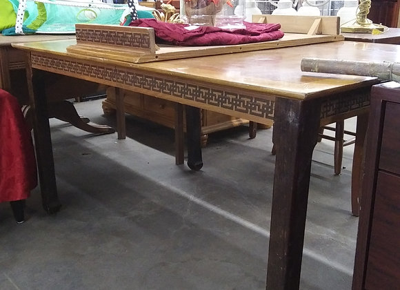 Baraboo - Wood Dining Table with Leaf