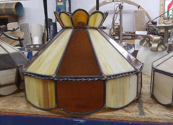Baraboo - Stained Glass Shade