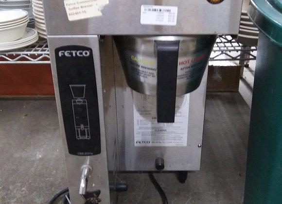 Baraboo - Fetco commercial coffee maker