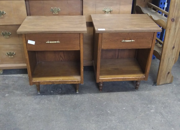 Baraboo - Matching night stands