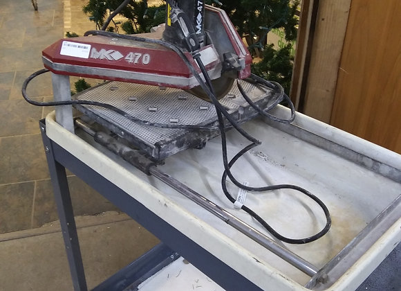 Baraboo - MK 470 wet tile saw