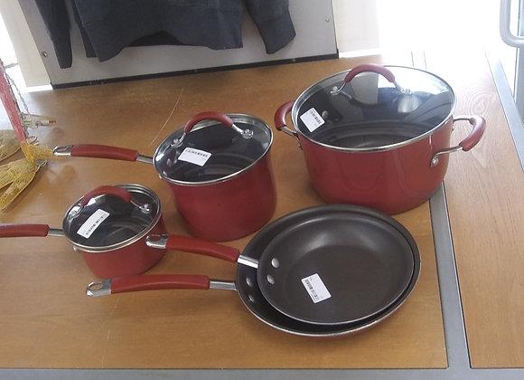 Baraboo - Rachael Ray Stovetop Cookware Set