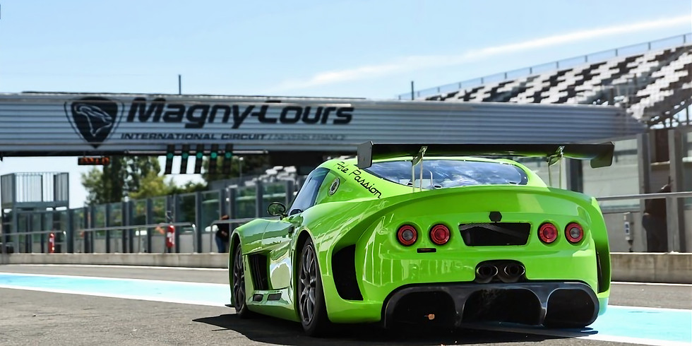Trackdays Magny-cours