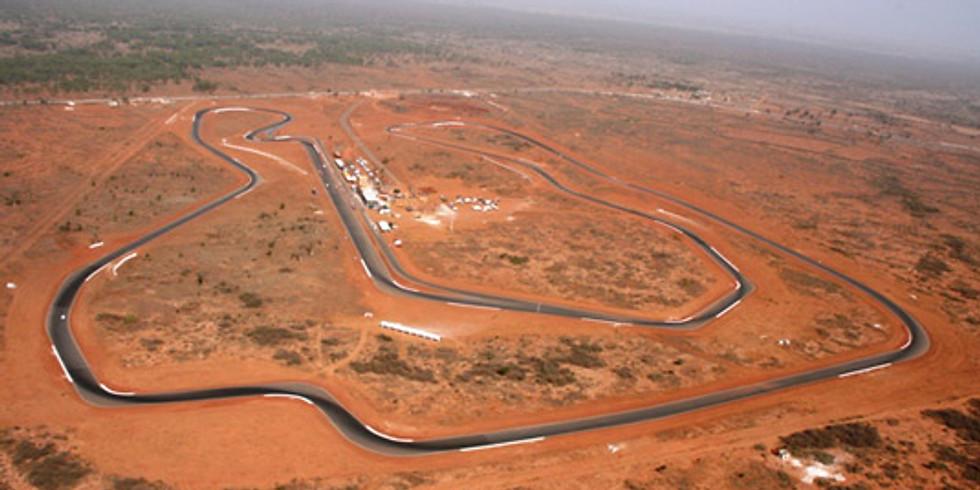 Circuit de Dakar..infos à venir....