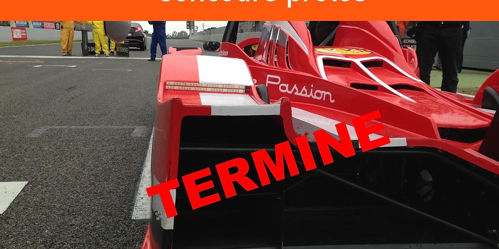 Concours jusqu'au 21/08/18 gagnez une course en proto 250ch