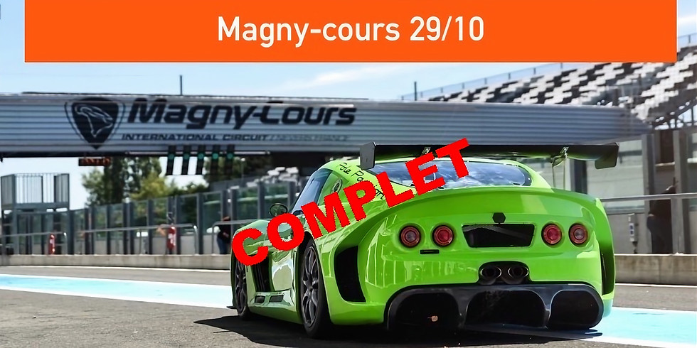 Trackdays Magny-cours  29/10 (1)