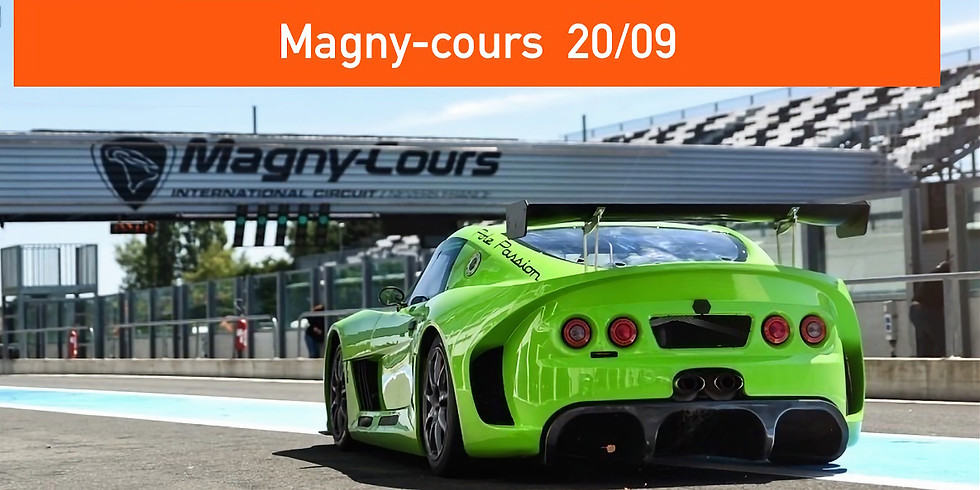 Trackdays Magny-cours  20/09