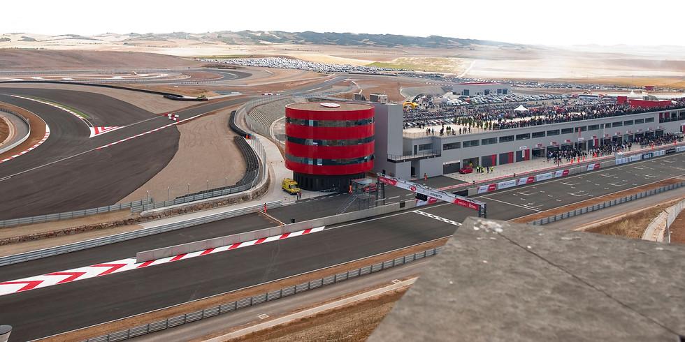 Circuit de Navarra Vendredi 4/09