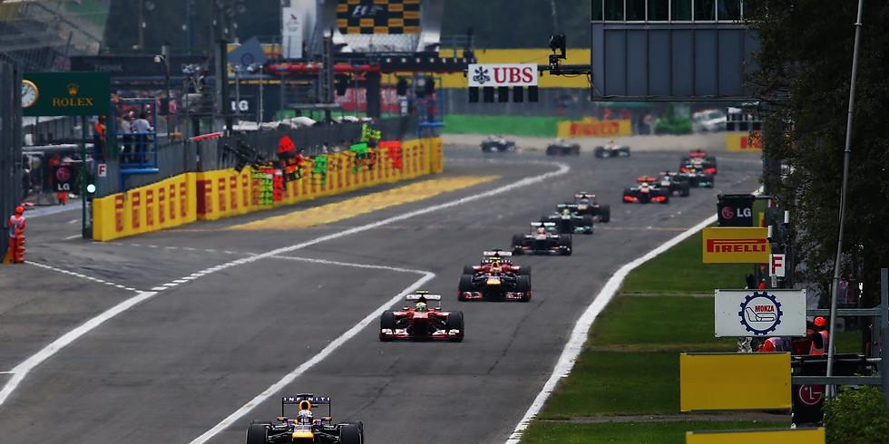 Circuit de Monza 4 Juin (plus d'infos bientôt)