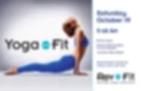 Yoga Fit at rev fit TV and social art Oc