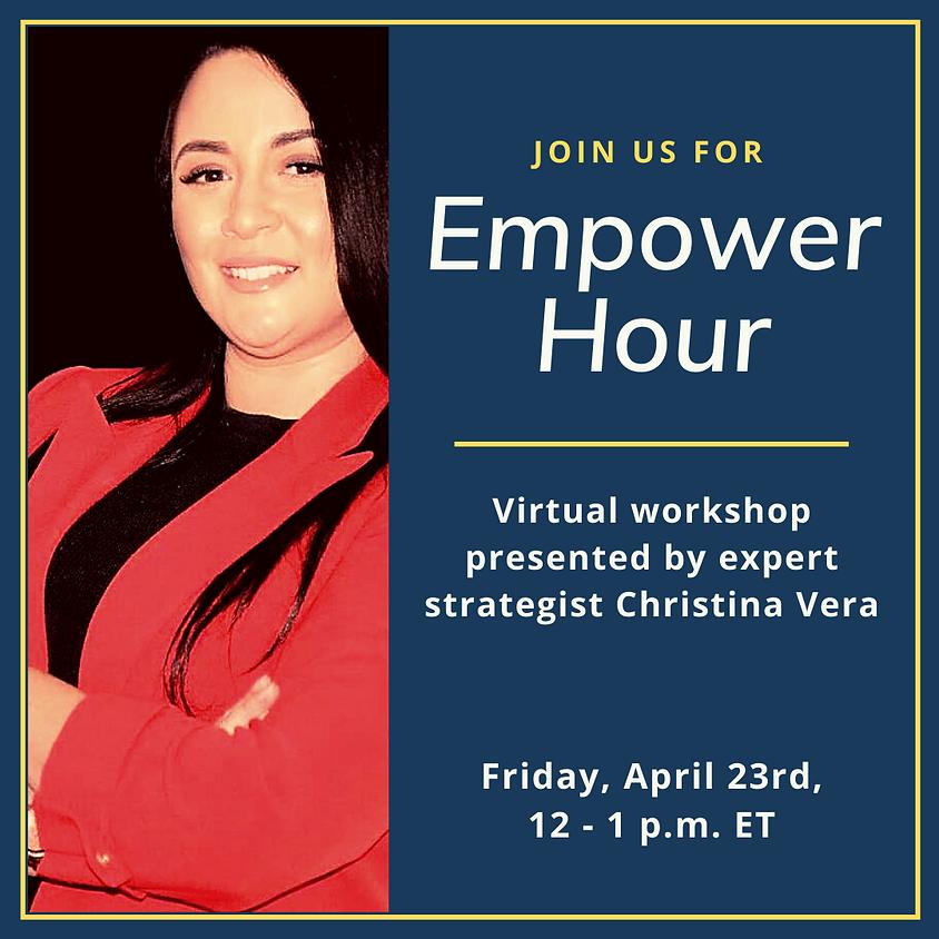 Empower Hour with Christina Vera