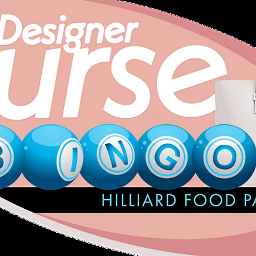 Hilliard Food Panty's 2021 Designer Purse Bingo