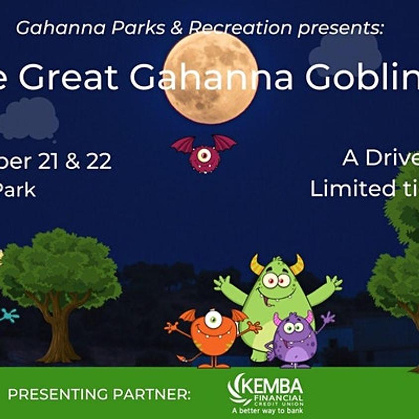 The Great Gahanna Goblin Trail
