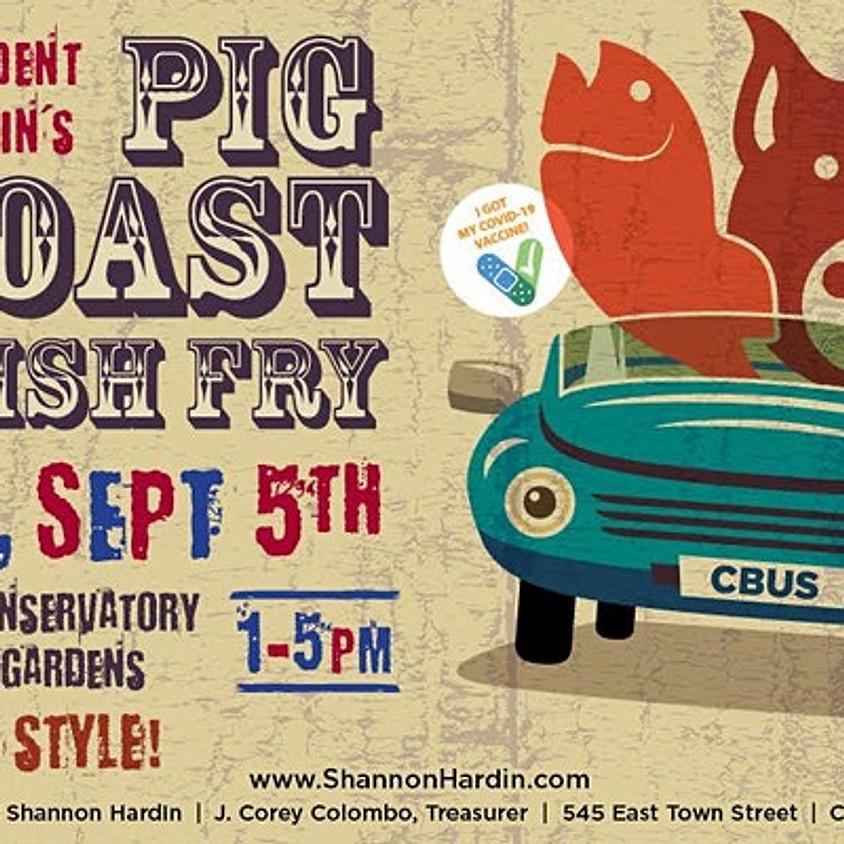 7th Annual Hardin Pig Roast & Fish Fry