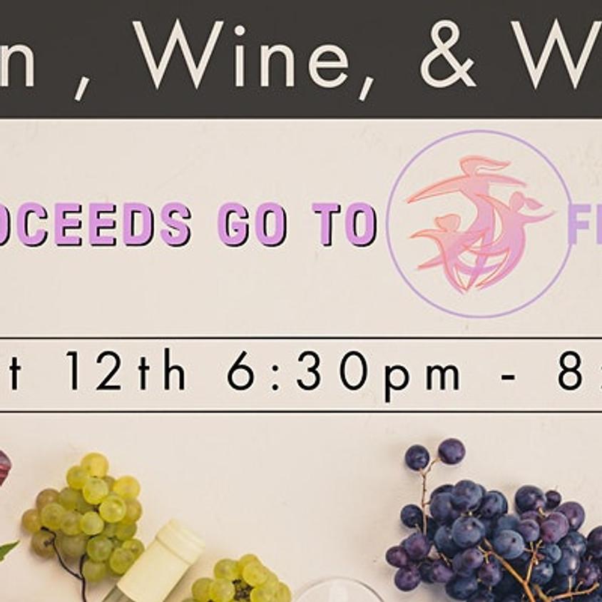 Women, Wine, & Wellness