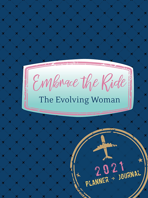 Embrace the Ride 2021 Planner + Journal