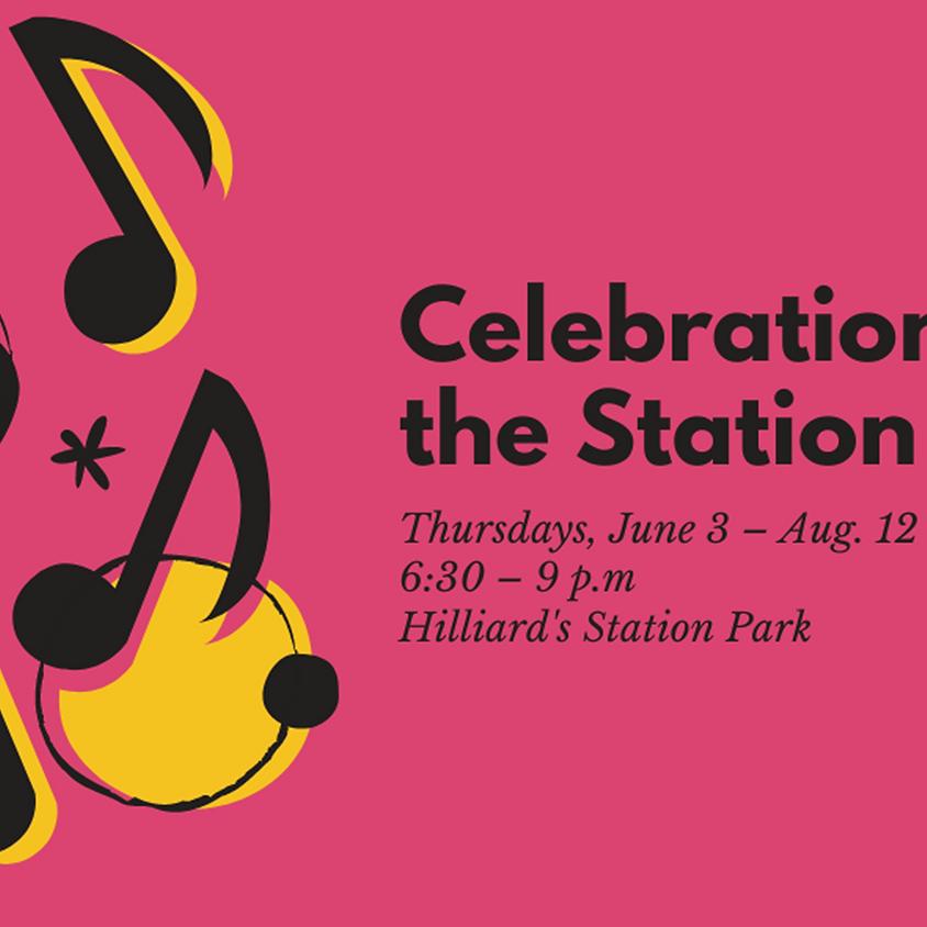 Celebration at the Station