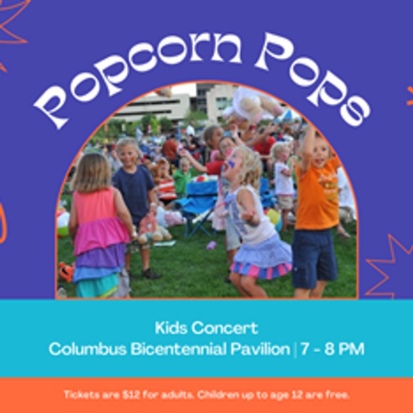 Popcorn Pops: A Concert for Kids