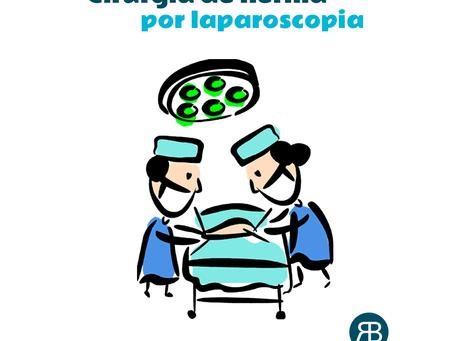 Cirurgia de Hérnia Inguinal por Laparoscopia