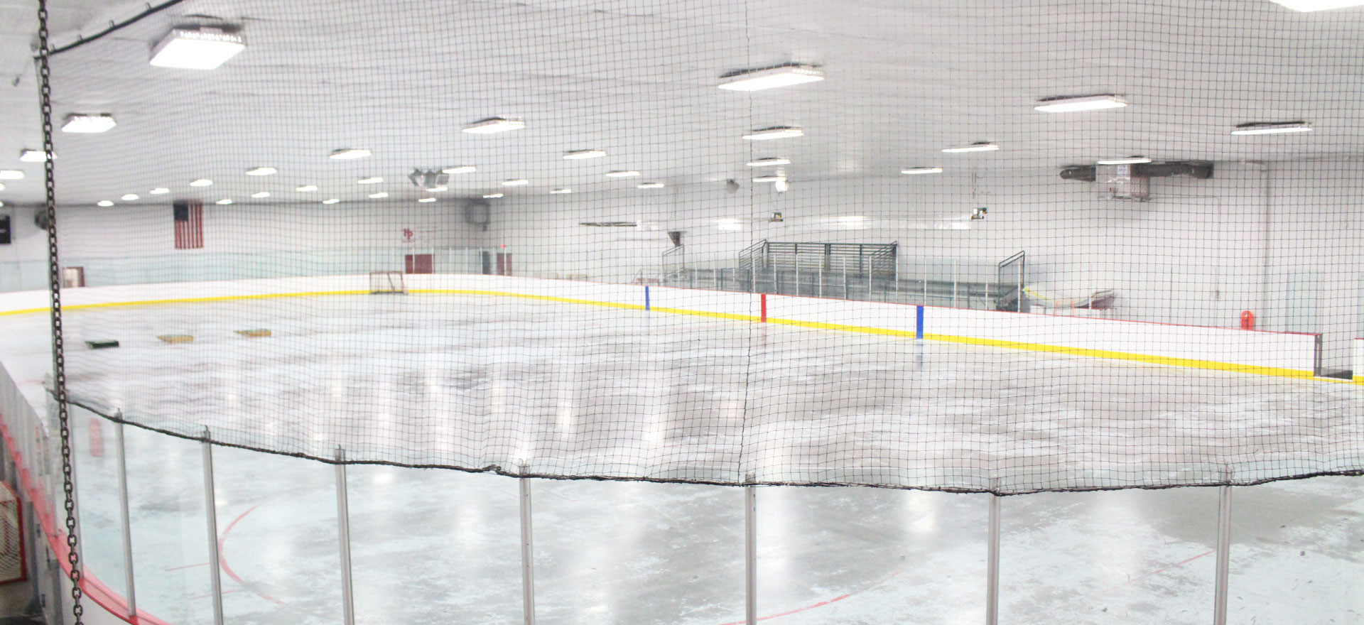 Entire South Rink