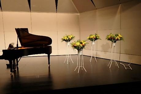 ピアノレッスンの発表会