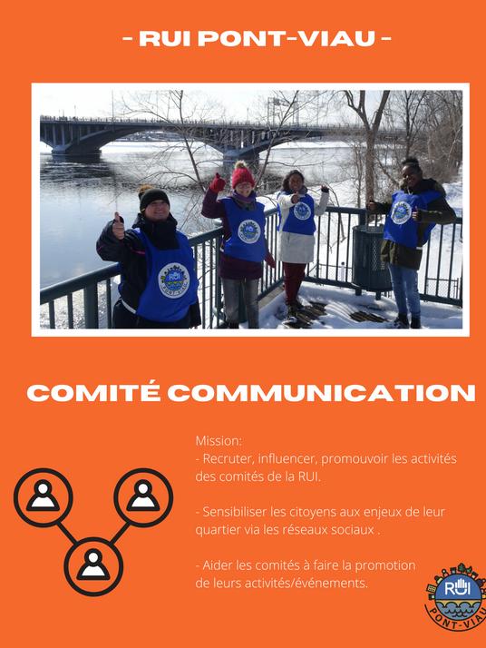 Comité Communication