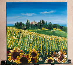 Italy landscape