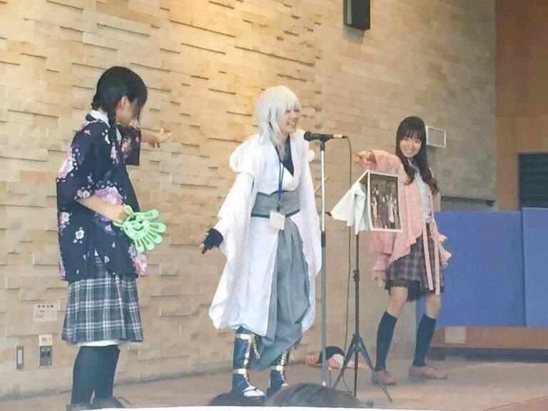 姫路コミポレーション♯11 ステージ出演