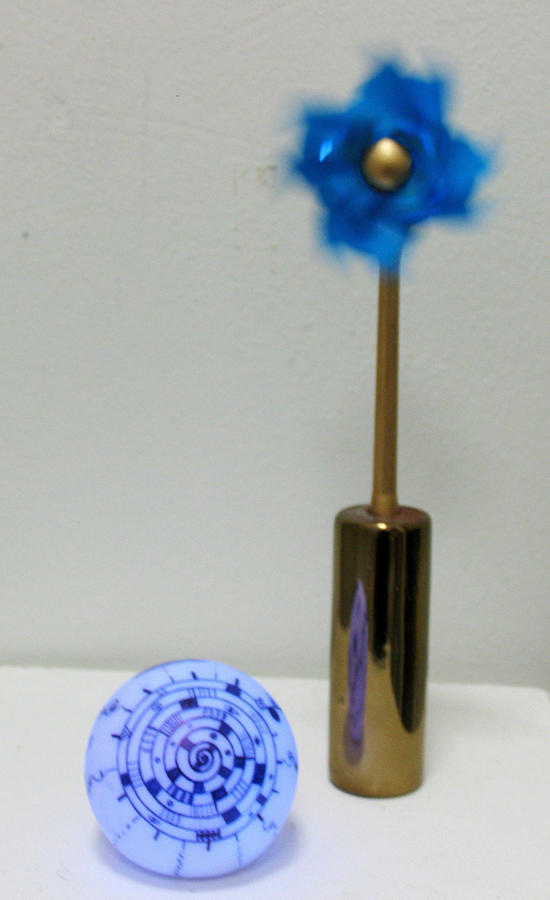 Flower and Ball