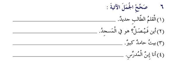 Sample for Website (incorrect sentences)