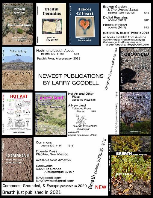 Newest Publications Larry Goodell Beatli