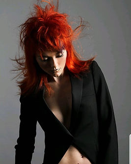 Redhead Mullet hair by RHC_Trend 2019_Ha