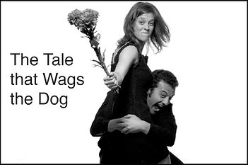 poster fo Tale that Wags the Dog