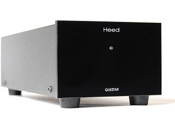 heed, questar, phono, amplifier, mc, paul rigby, audiophile