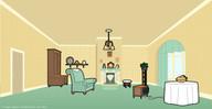 Wicket's Living Room