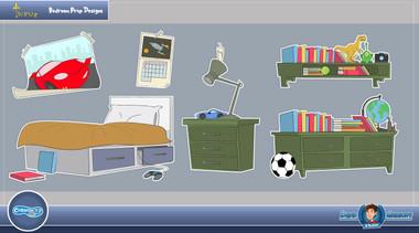 Bedroom Props