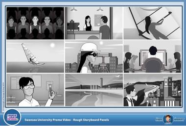 Swansea Uni Storyboard