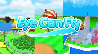 Eye Can Fly - App/ Game - Trailer