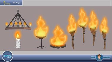 Fire Props