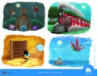 Short Stories Illustrations