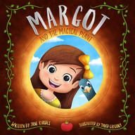 Margot & The Magical Plant Cover