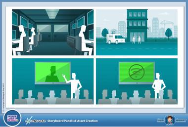 Storyboard & Asset Creation