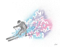 Dot Skier